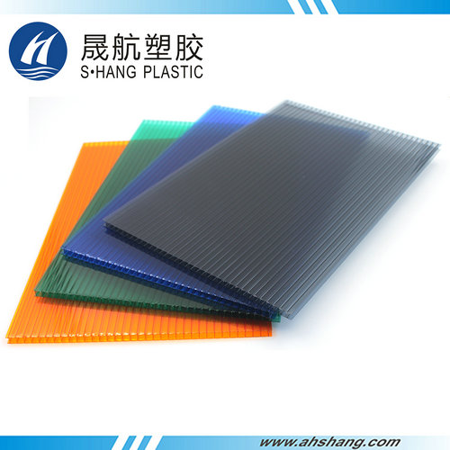 Twin-wall PC hollow sheet - 02