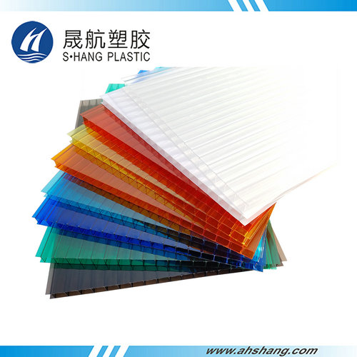 Twin-wall PC hollow sheet - 05