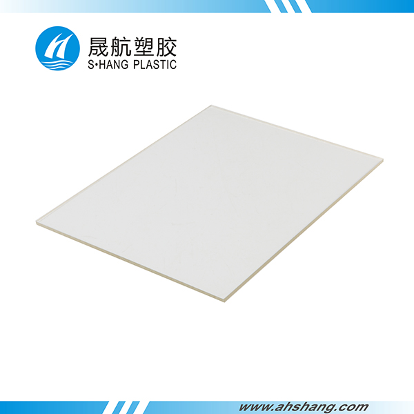 Flat PC solid sheet - 10 - Clear