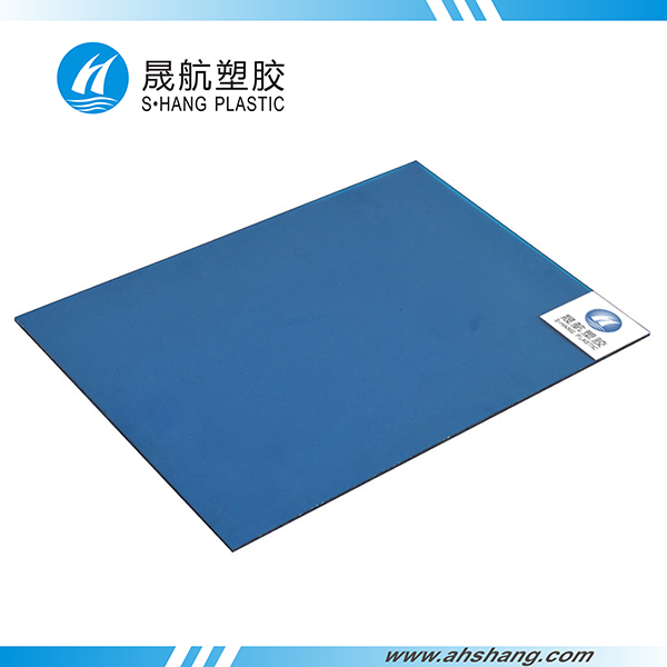 Flat PC solid sheet - 05 - Blue